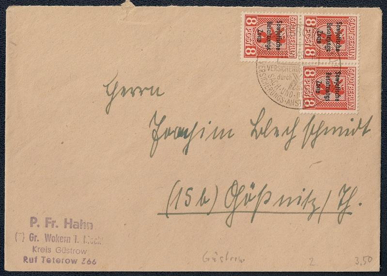 OPD Schwerin 1945 - 1952 - Seite 15 Scann981