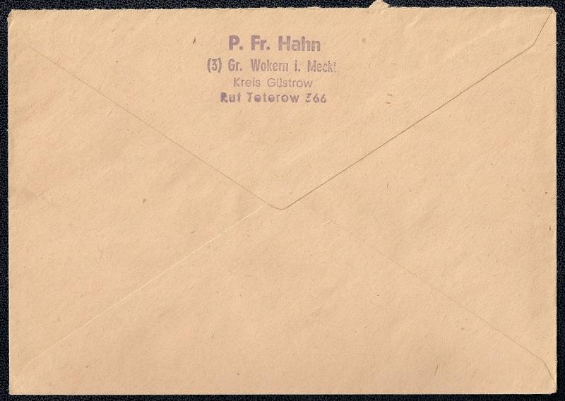 OPD Schwerin 1945 - 1952 - Seite 15 Scann982
