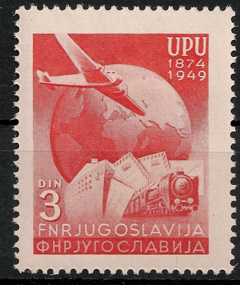 Zone - 75 Jahre Weltpostverein Scann986