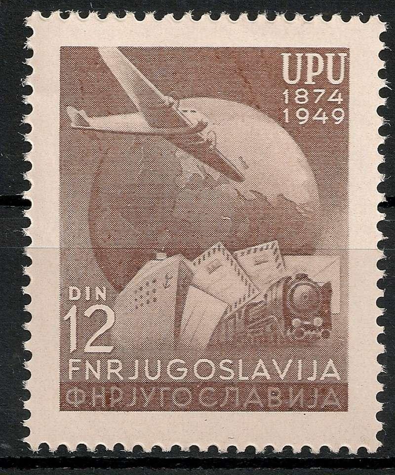 75 Jahre Weltpostverein Scann988