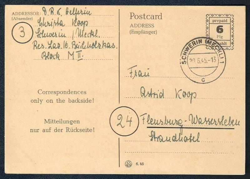 OPD Schwerin 1945 - 1952 Scanne78