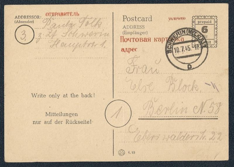 OPD Schwerin 1945 - 1952 Scanne80