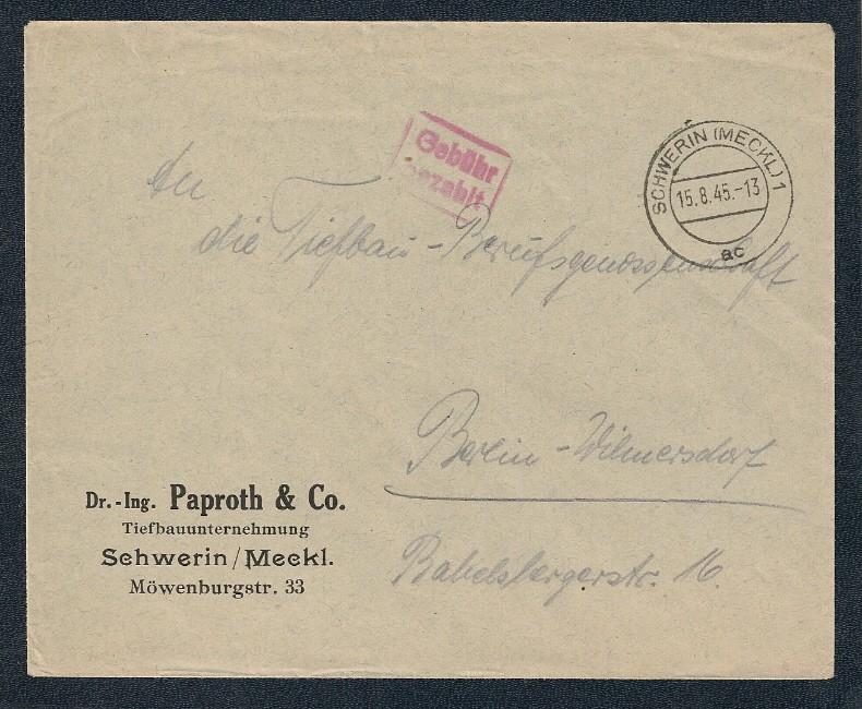 OPD Schwerin 1945 - 1952 Scanne84