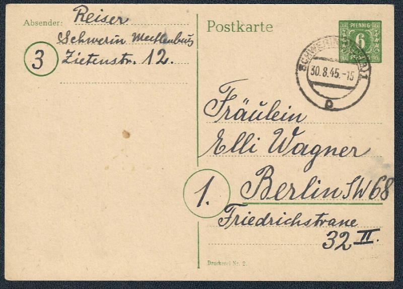 OPD Schwerin 1945 - 1952 Scanne89