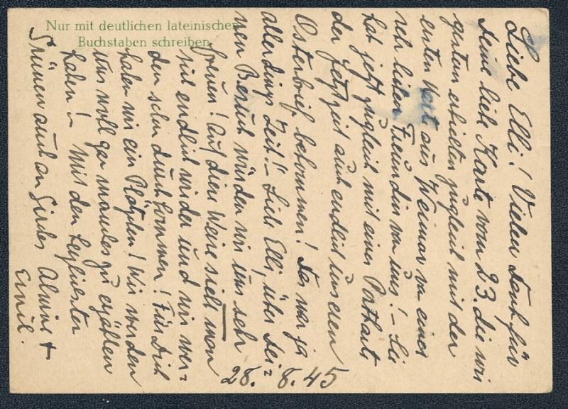 OPD Schwerin 1945 - 1952 Scanne90