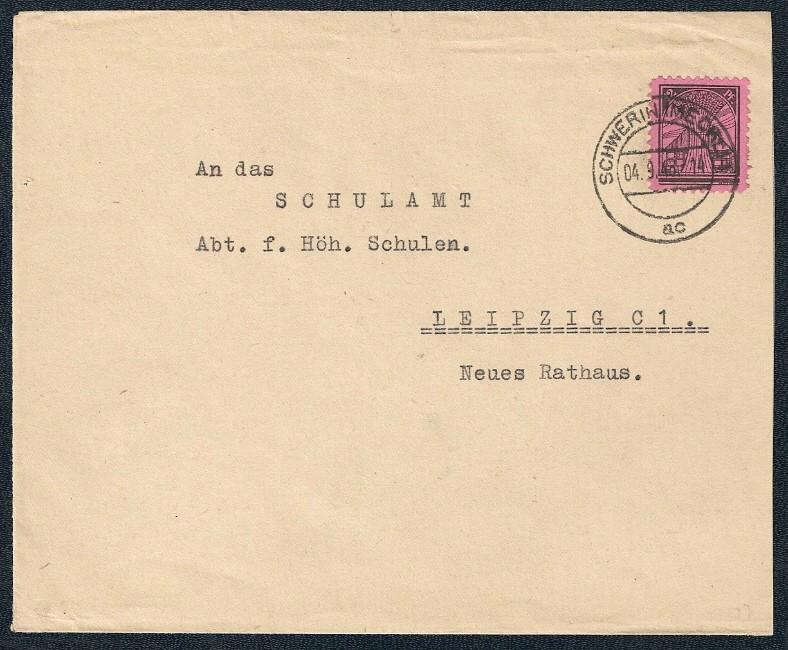 OPD Schwerin 1945 - 1952 Scanne93