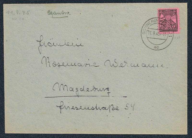 OPD Schwerin 1945 - 1952 Scanne95