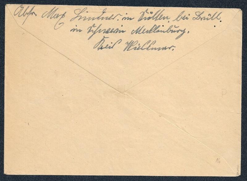 OPD Schwerin 1945 - 1952 Scanne98