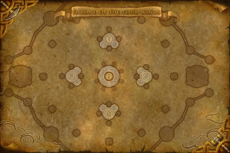 Guia de Trono de los Cuatro Vientos 10 en Normal Mapa-t10