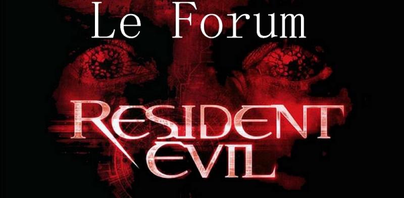 Resident evil Le retour