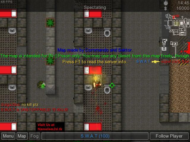 2 freekillers and one hacker Prison15