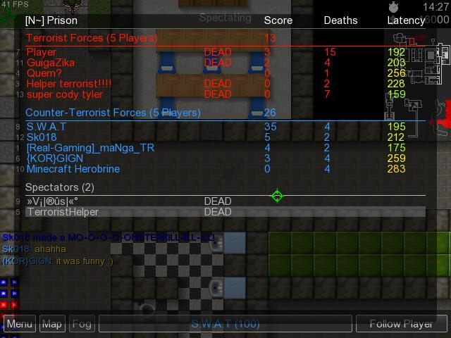 2 freekillers and one hacker Prison16