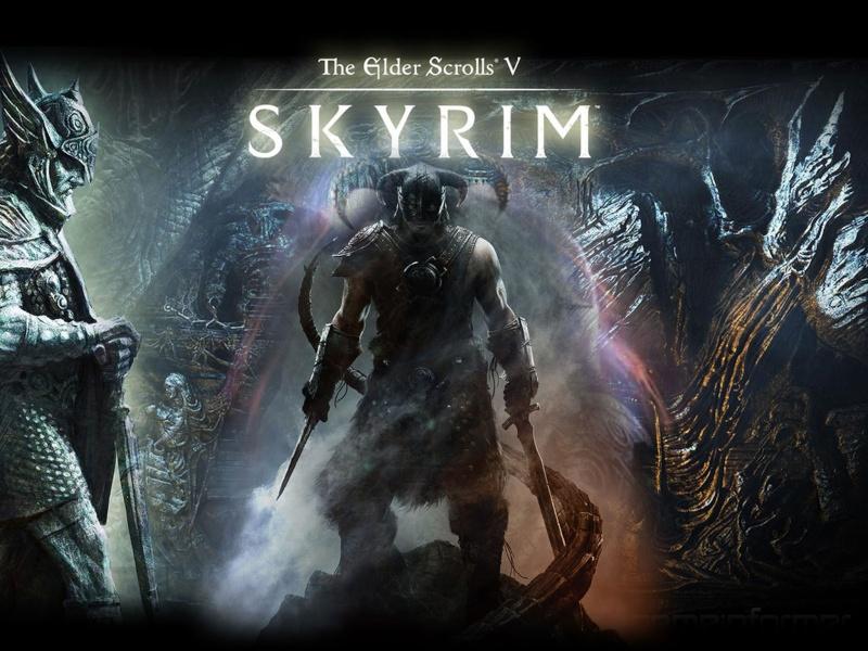 The Elder Scrolls V : Skyrim 13104510