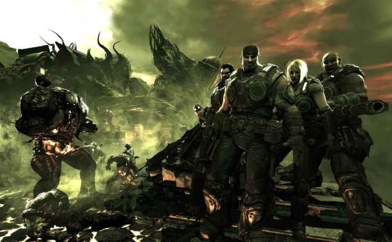 Fiche complète Gear of War 3 Gears-10