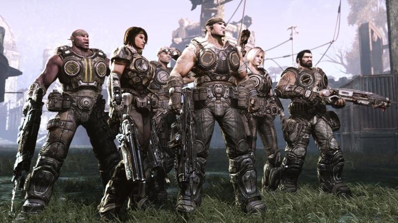 Fiche complète Gear of War 3 Gears-11