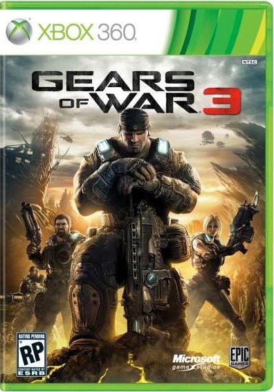 Gear of war 3 Gears_10