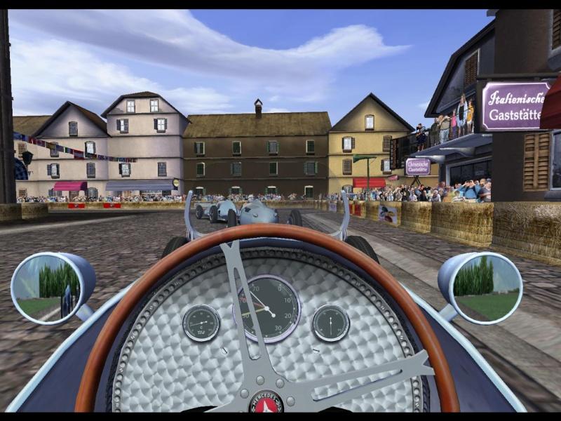 screenshots  Benz-w11