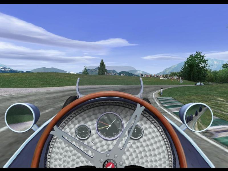 screenshots  Benz-w13