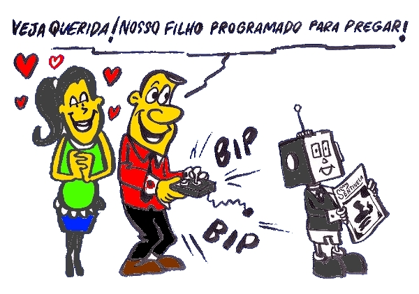 Cartoon da Semana - 09/03/12 Progra10