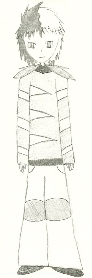 Ninjastorm45's Characters Xereth14