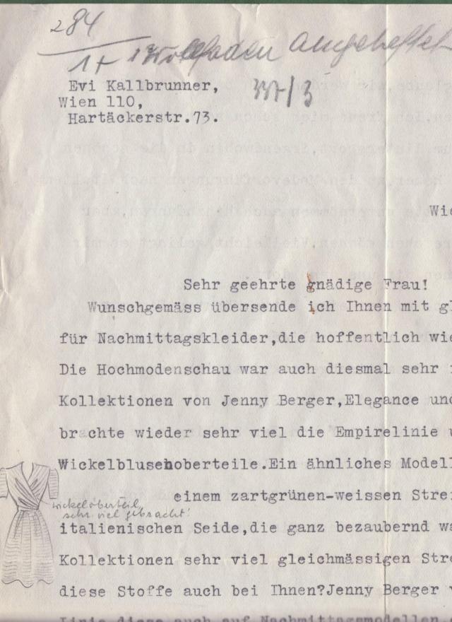 """Les marques des censeurs """"lecteurs"""" des centres de contrôle allemands : e Francfort/Main. _a_2b10"""