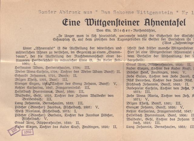 """Les marques des censeurs """"lecteurs"""" des centres de contrôle allemands : e Francfort/Main. _e_10a10"""