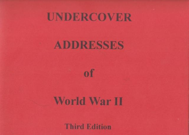 """Lettre adressée à une Boîte Postale ( adresse de liaison ) """"Undercover Addresses""""!! _n000110"""