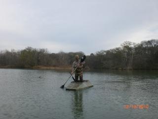 Seaky Creek Sneak Boat Cimg1414