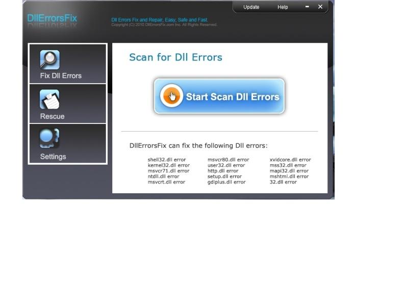 Phần mềm sửa lỗi file DLL hiệu quả  Dllerr10