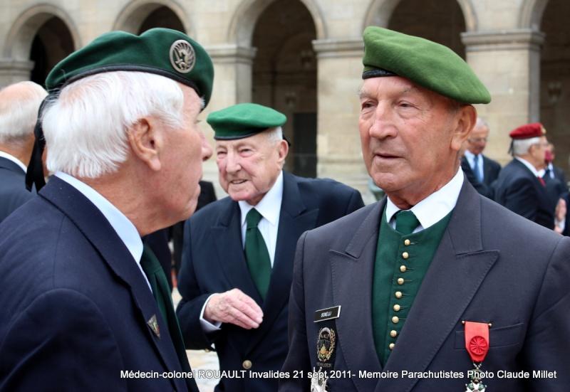 ROUAULT Pierre Médecin-colonel - 5e BPV-8e BPC - 21 septembre 2011 - Invalides cérémonie religieuse Img_0135