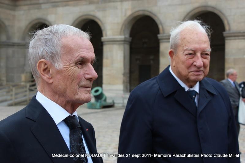 ROUAULT Pierre Médecin-colonel - 5e BPV-8e BPC - 21 septembre 2011 - Invalides cérémonie religieuse Img_0136