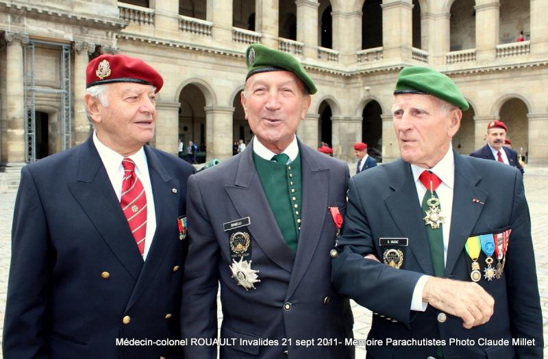 ROUAULT Pierre Médecin-colonel - 5e BPV-8e BPC - 21 septembre 2011 - Invalides cérémonie religieuse Img_0138