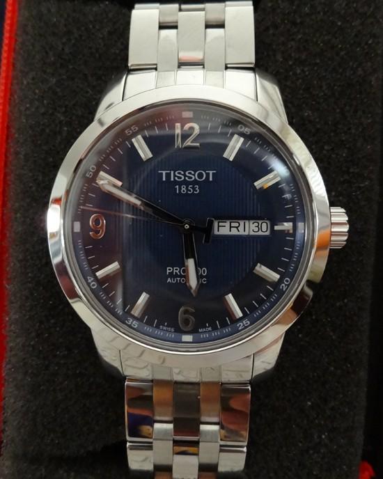 [VENDUE] Tissot PRC 200 (150€) Dsc00212
