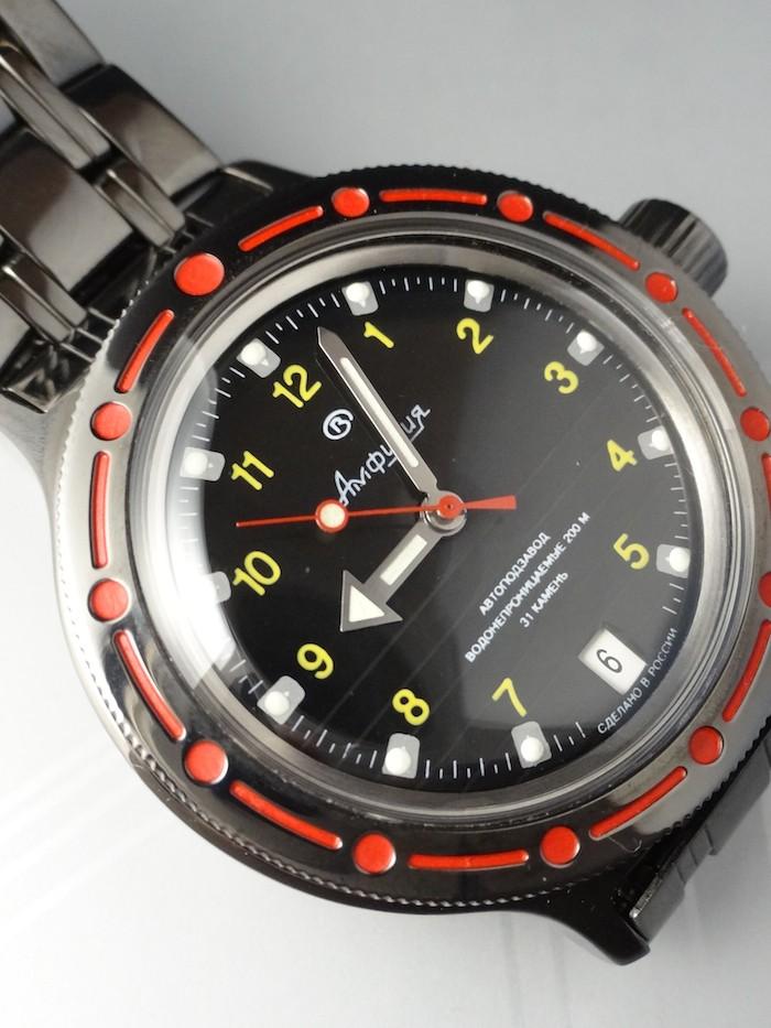 Qui veut une Vostok amphibia PVD noir ? - Page 6 Dsc01615