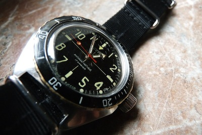 Cherche Vostok Amphibia Antimagnetic P1080810