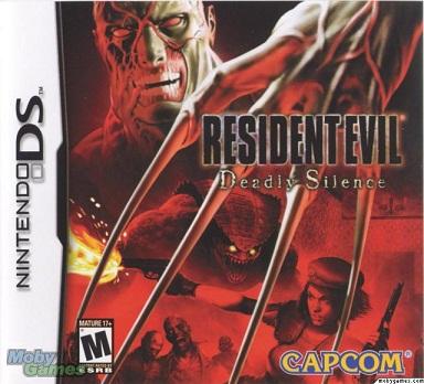 Resident - Resident Evil - Deadly Silence 11456910