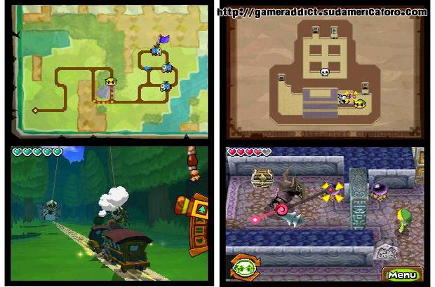 zelda -  The Legend of Zelda: Spirit Tracks 13496110