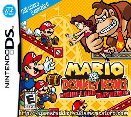 mario - Mario vs. Donkey Kong: Mini-Land Mayhem! 2639e810