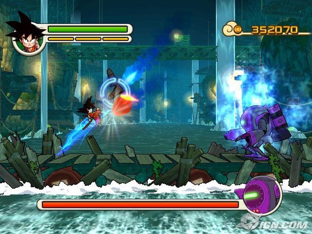 ball - Dragon Ball: Venganza Del Rey Piccolo [Wii] Dragon15