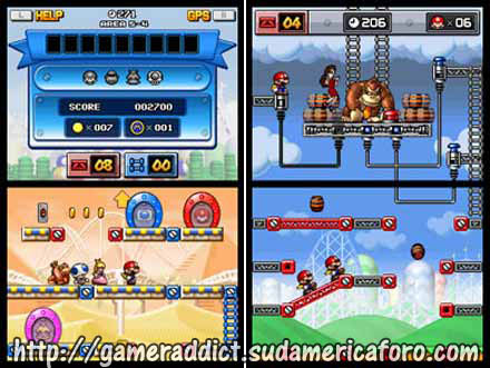 mario - Mario vs. Donkey Kong: Mini-Land Mayhem! Mini-l10