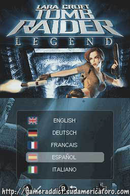 Legend - Tomb Raider Legend DS Nds-to10