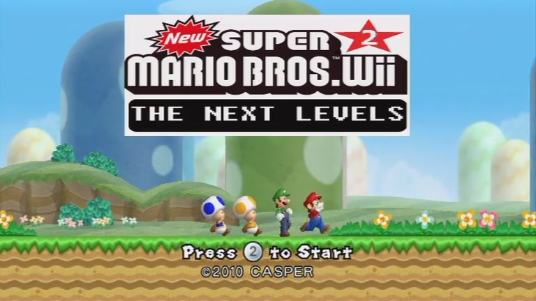 mario - New super mario bros the next level [Wii][Español] Nextle10