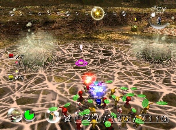 pikmin - Pikmin 2 [Wii][Español] Pikmin11