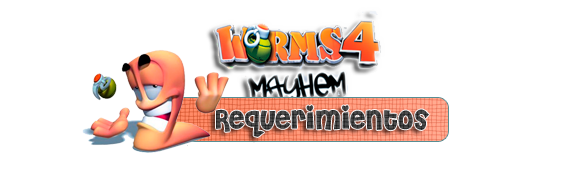 Worms 3D[PC] [Español] Requer17