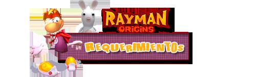 Rayman Origins [Pc][Español] Requer18