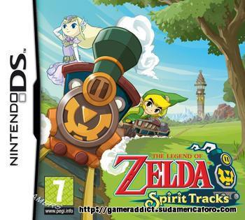 zelda -  The Legend of Zelda: Spirit Tracks The-le10