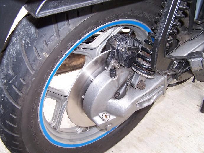 New Brake Discs Newdis10