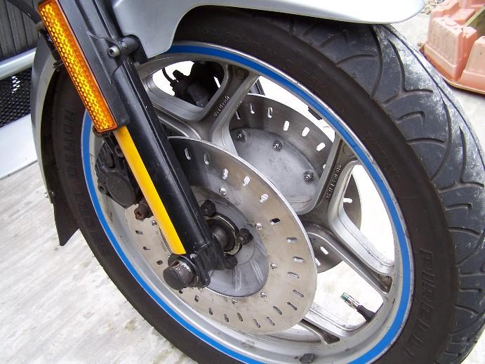 New Brake Discs Newdis11