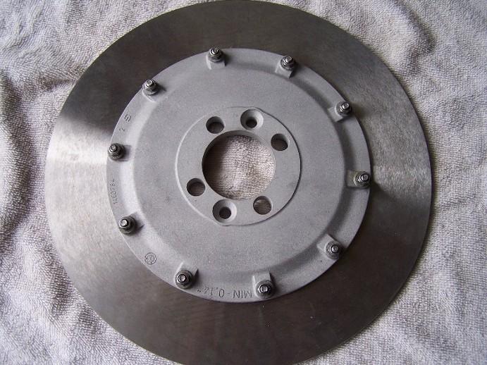 New Brake Discs Rear213