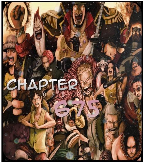 [One Piece CH 675] ترجمة شبكة ون بيس العربية 13432310